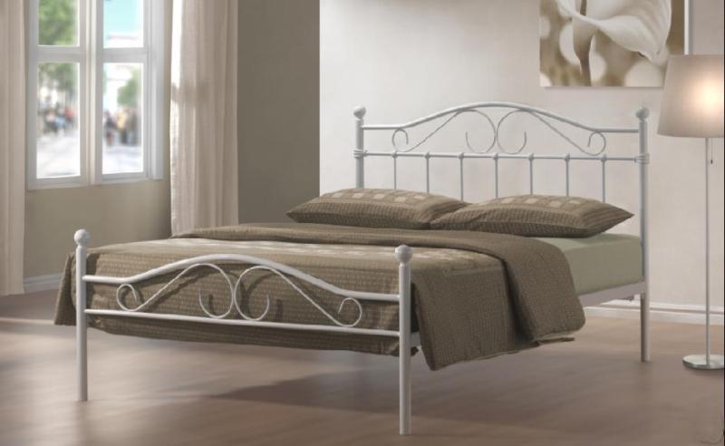 kovová postel Klára 140