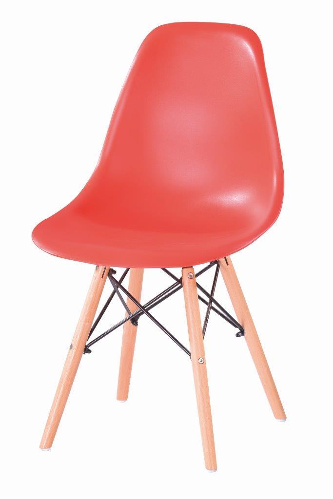 jídelní židle Enzo P-623 červená