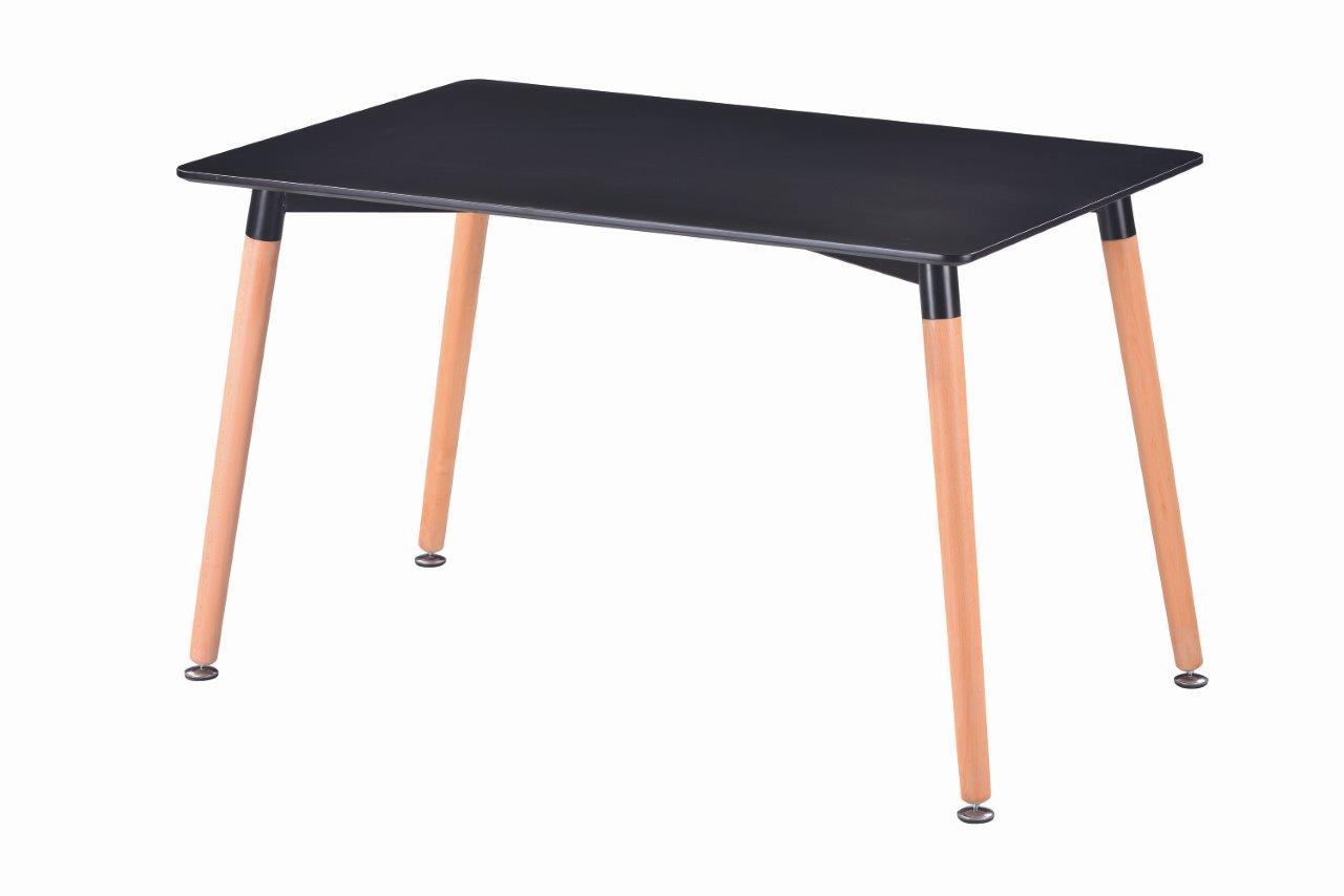 jídelní stůl Nolan DT04 černá
