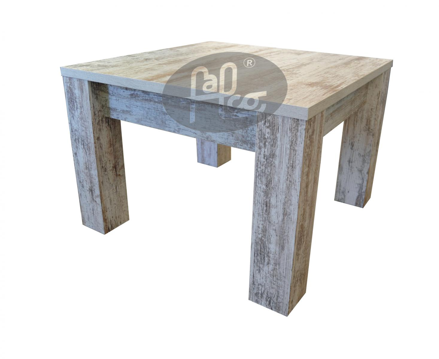 konferenční stolek Monty 42 bílá borovice