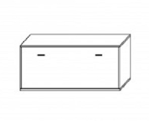 TV stolek Wenecja R5 bílá/grafit