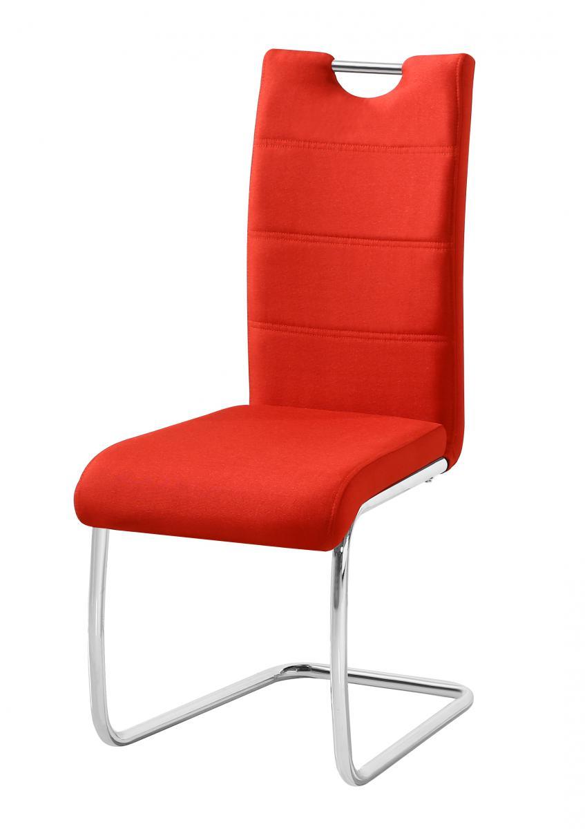 jídelní židle Montana červená