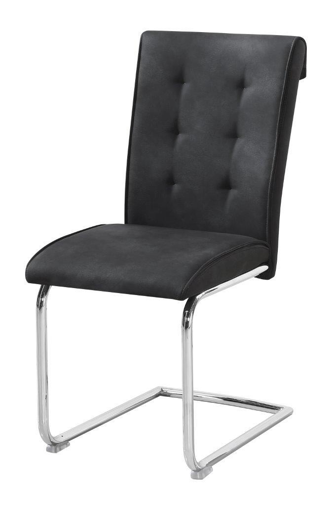 jídelní židle Dallas šedá