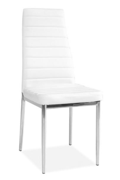 jídelní židle F-261 bílá