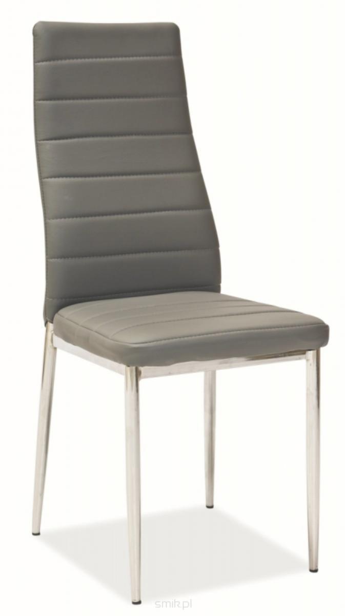 jídelní židle F-261 šedá