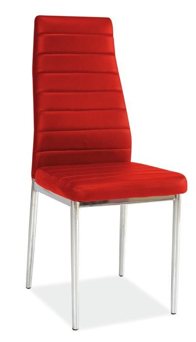 jídelní židle F-261 červená