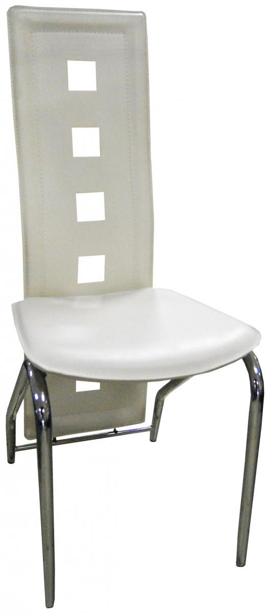 Jídelní židle F-131 bílá