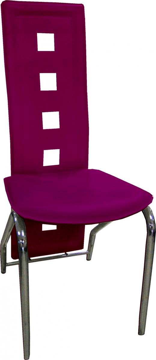 Jídelní židle F-131 fialová