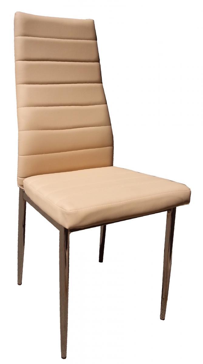 jídelní židle F-261 lososová