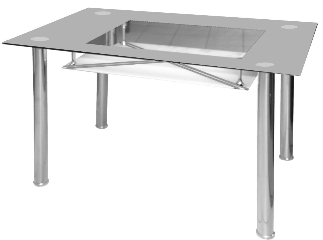 jídelní stůl B 175 šedý