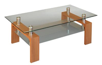 konferenční stolek A 08-2 buk