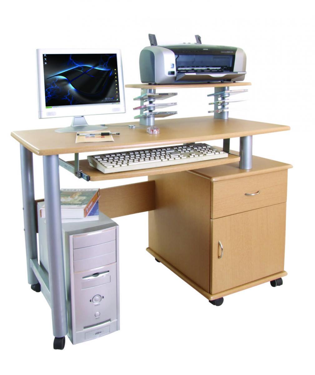 Stůl PC 2631 buk
