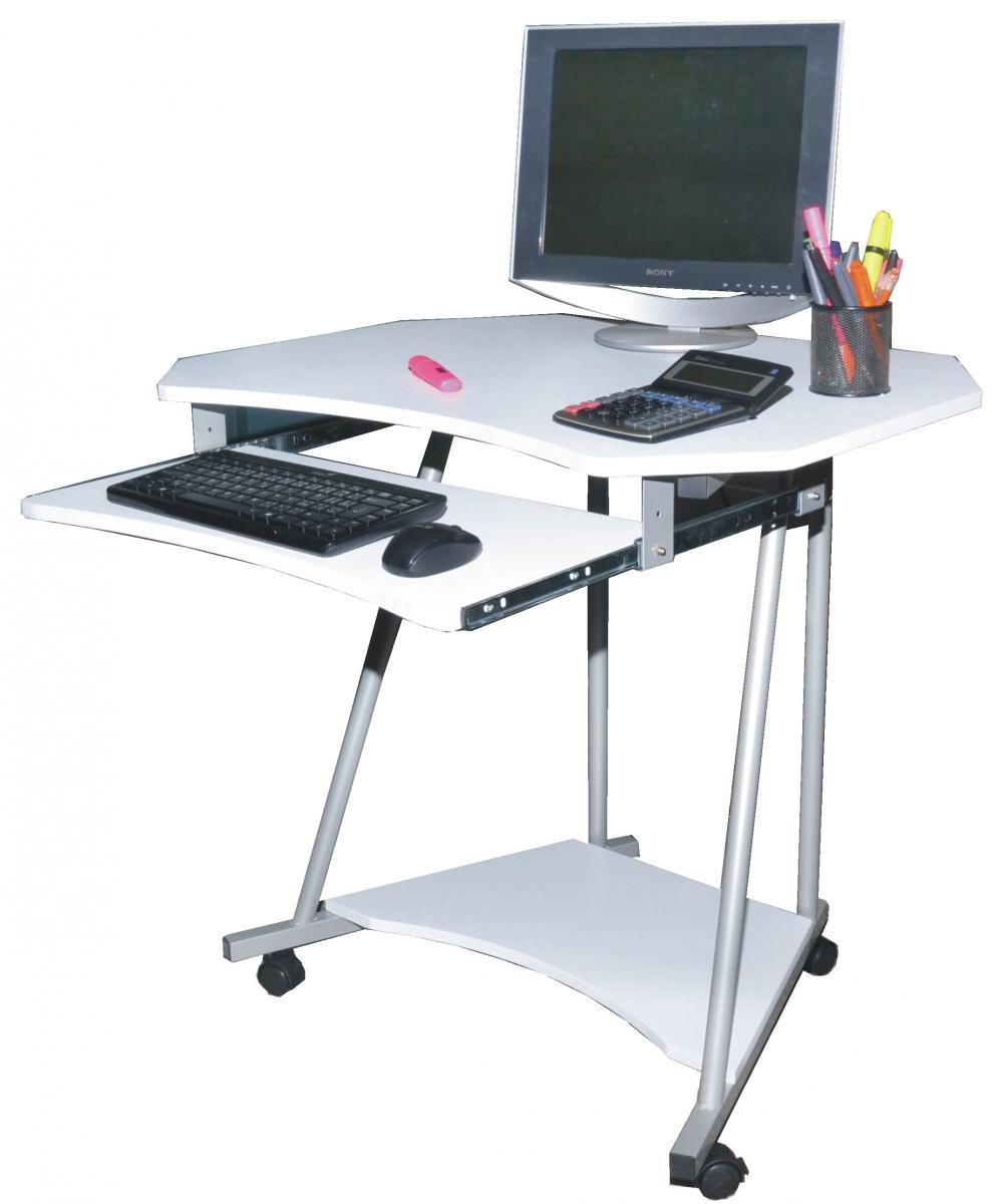 Stůl PC 2612 bílý
