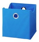 Box modrý
