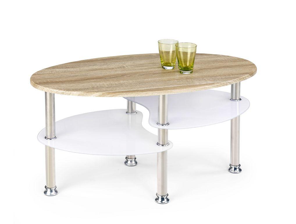 konferenční stolek BA-6 sonoma