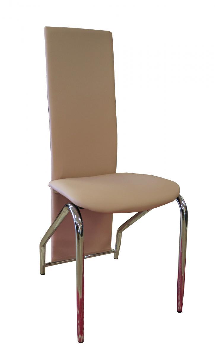 Jídelní židle F-131 latte
