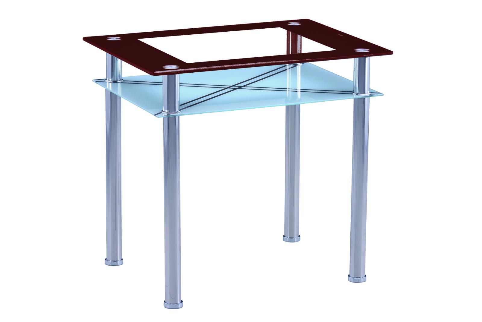 Jídelní stůl B 66 tm.hnědý