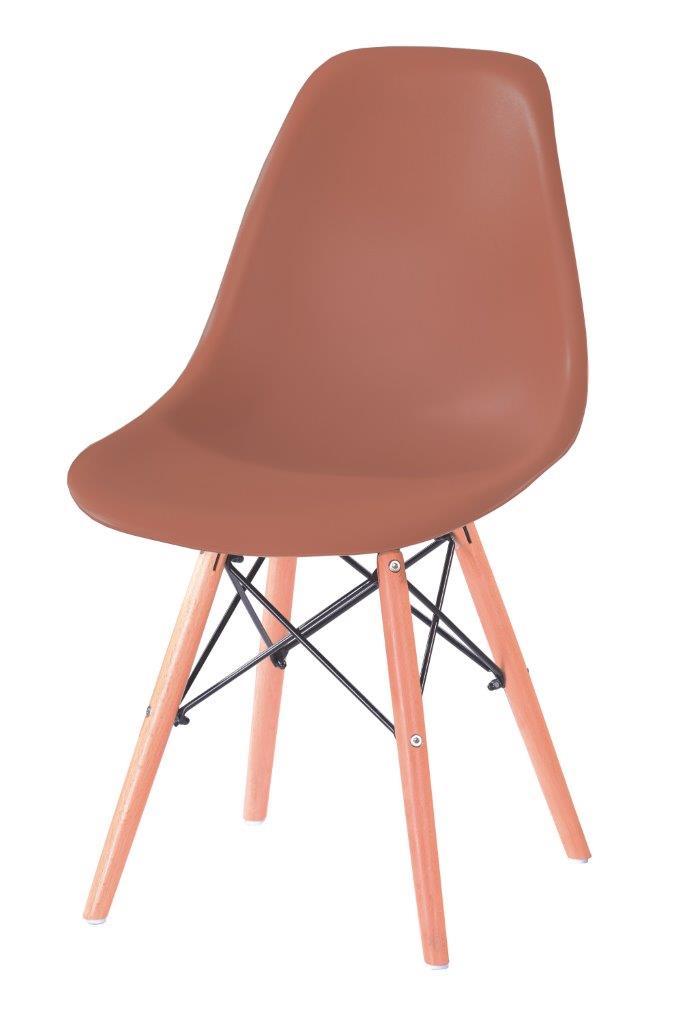 jídelní židle Enzo P-623 hnědá