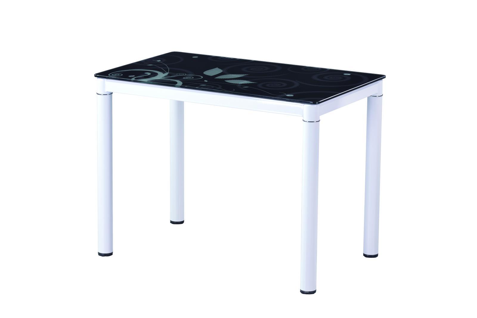 Jídelní stůl Damar B 828 černý