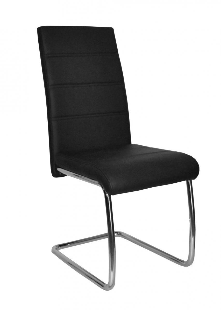 Jídelní židle Y 100 černá