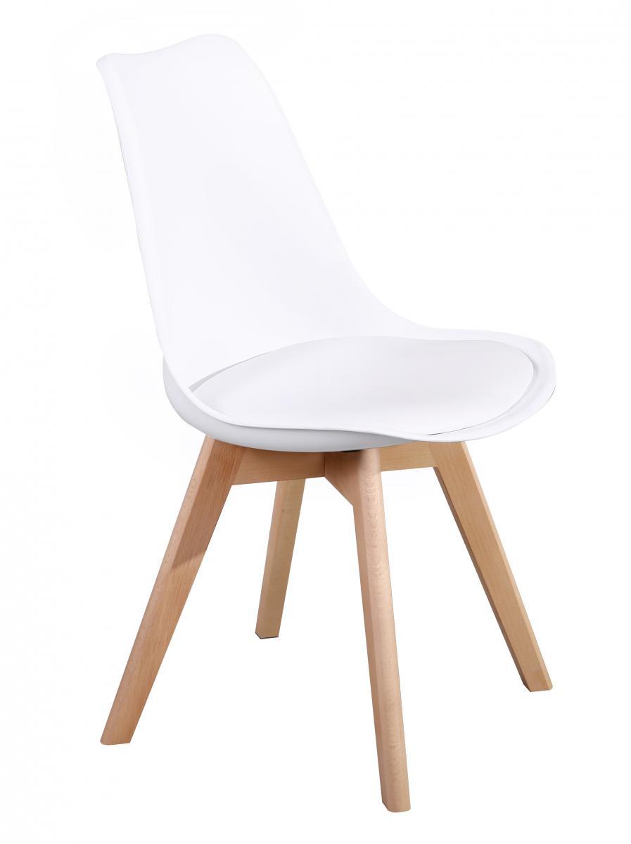 Jídelní židle Nevada PP-26 bílá