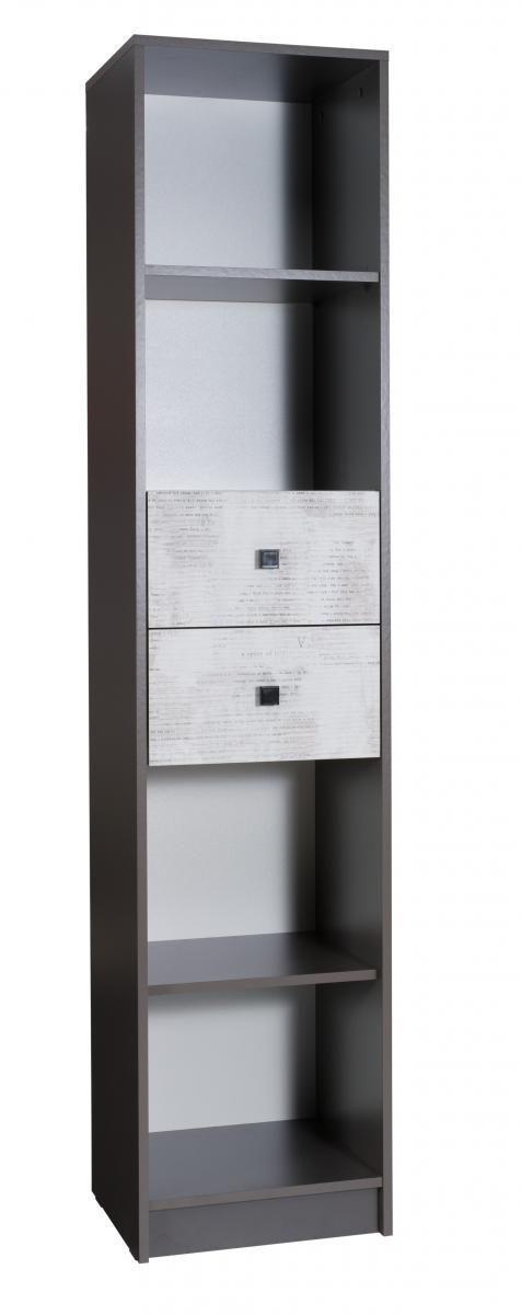 Regál Tomio R6 grafit/enigma