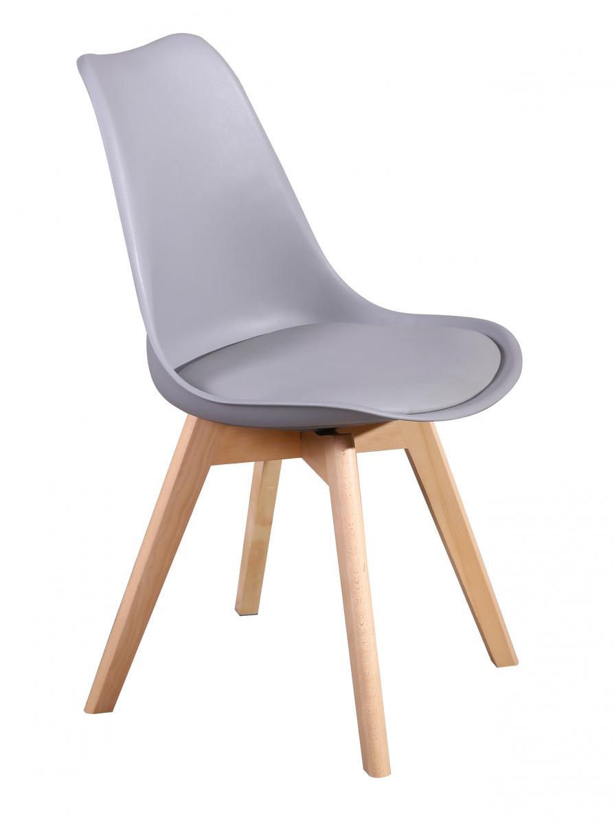 Jídelní židle Nevada PP-26 šedá