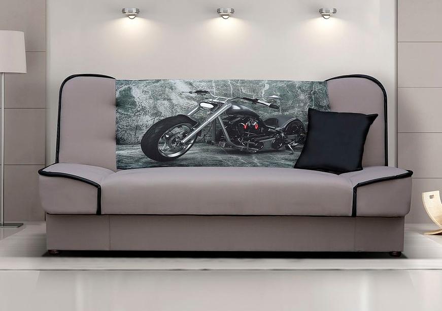 Pohovka Rallye motorka A