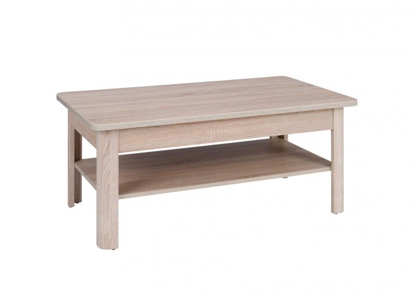 Konferenční stolek Silesia R11 sonoma