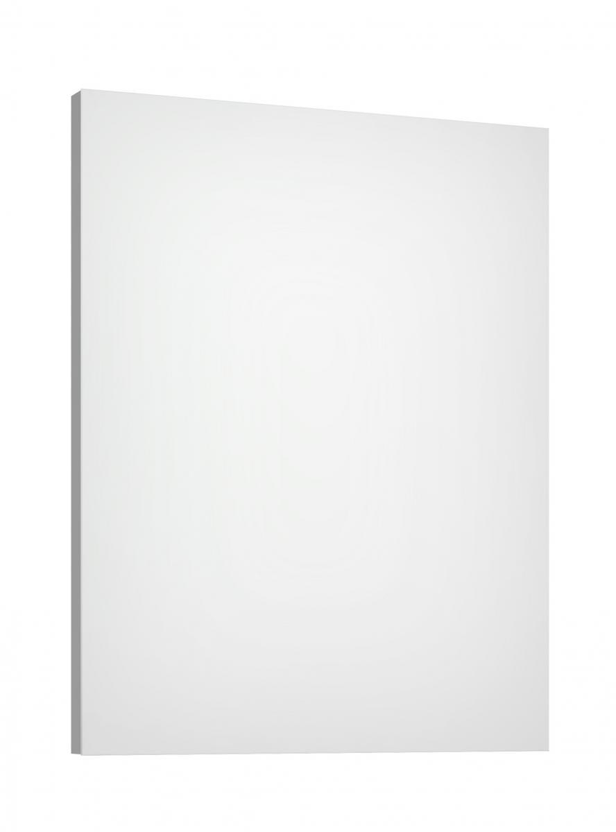 Zrcadlo Como L60/80 bílé