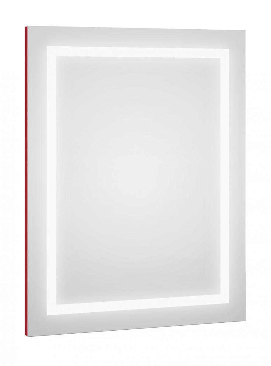 Zrcadlo DOT LED L60/80 červené