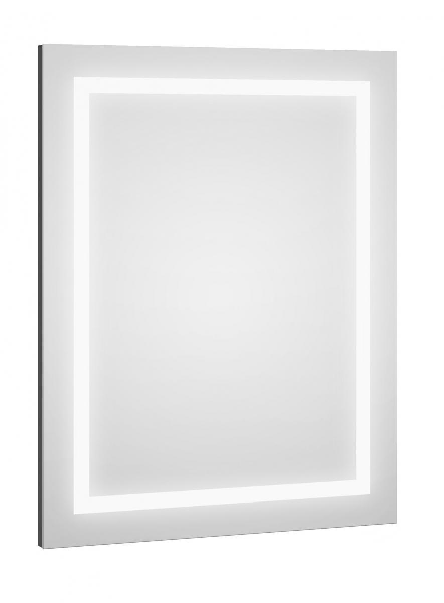 Zrcadlo DOT LED L60/80 grafit