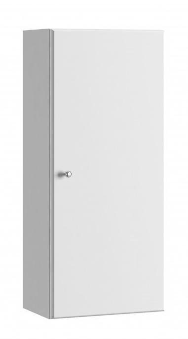 Závěsná koupelnová skříňka Tania A32 bílý lesk