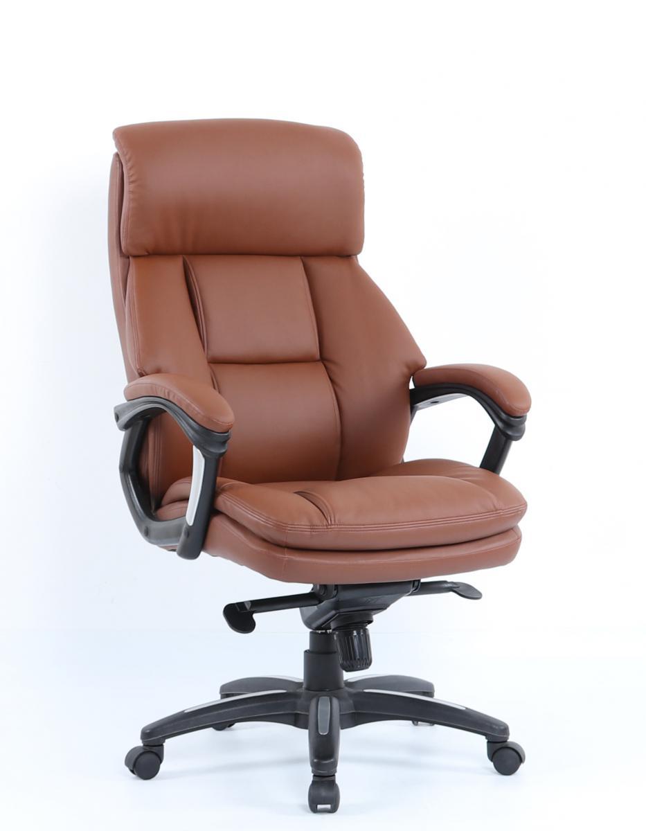 Kancelářské křeslo Elegance C017 hnědá