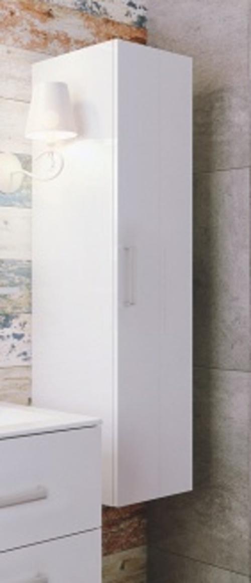 Závěsná koupelnová skříňka Magne C32 bílý lesk