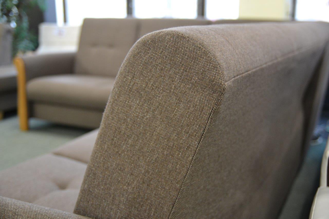 Rohová sedací souprava Ela UNI Inari 23/dř.ořech