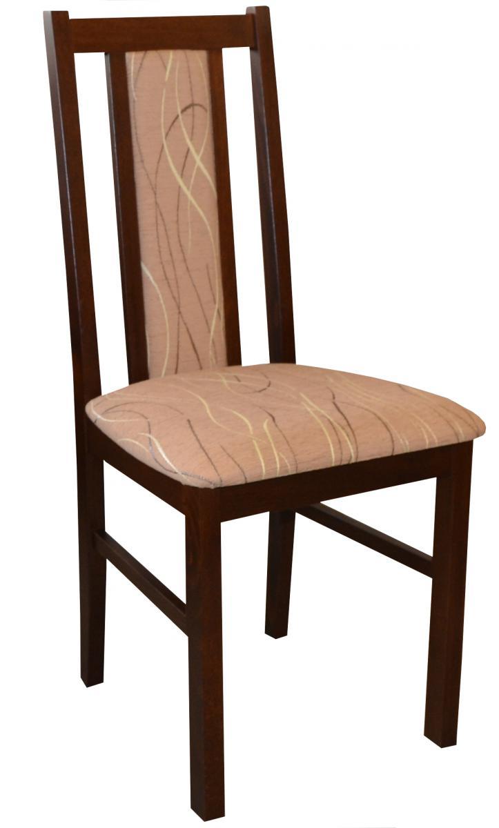 Jídelní židle Bosberg XIV ořech/34