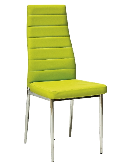 Jídelní židle H-261 zelená
