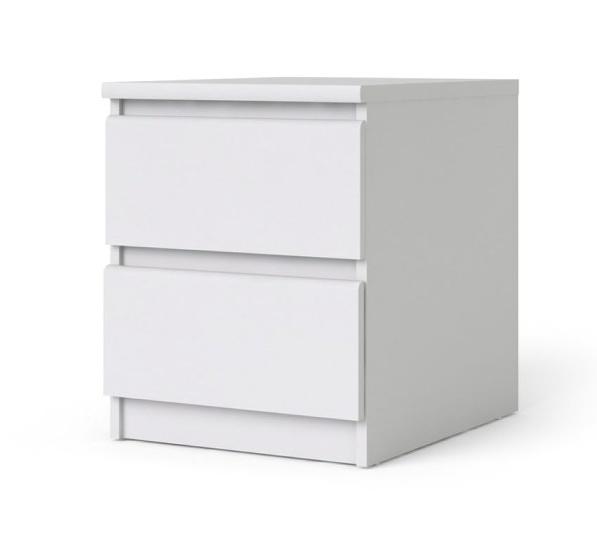 Noční stolek Simplicity 069 bílý
