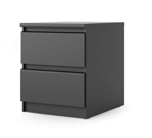 Noční stolek Simplicity 069 černý MAT