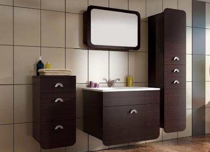 Koupelnová sestava Dron wenge