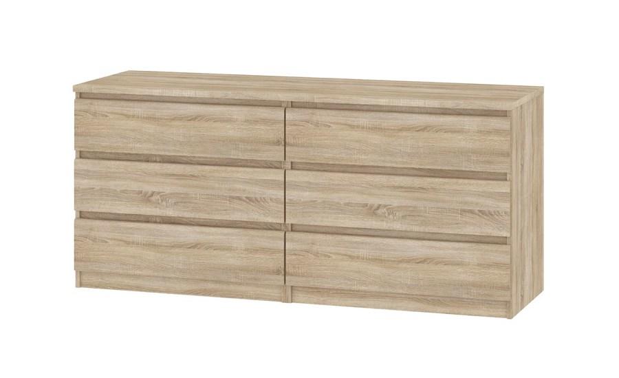 Komoda Simplicity 072 oak