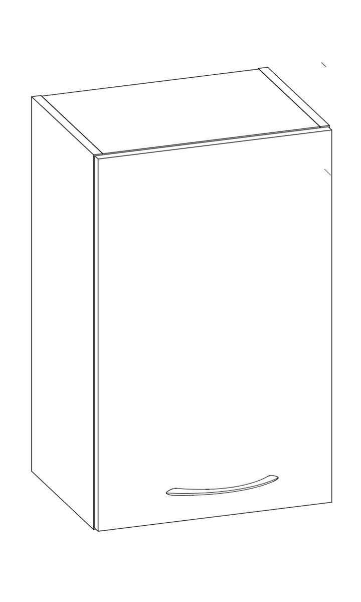 Kuchyňská skříňka Largo 03/G40 sonoma světlá