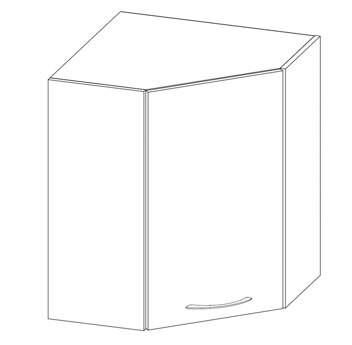 Kuchyňská skříňka Largo 05/G60N sonoma světlá