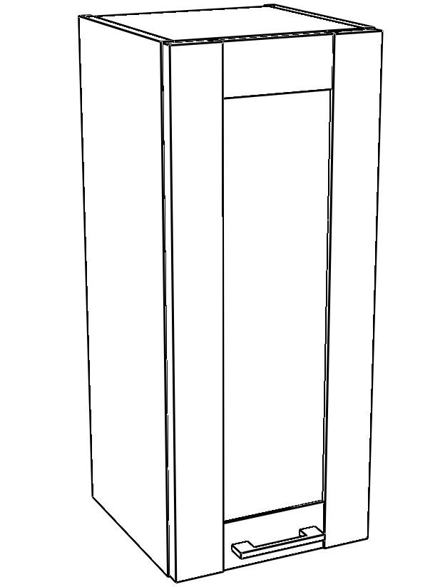Kuchyňská skříňka Kingston 02/G30 dub wotan