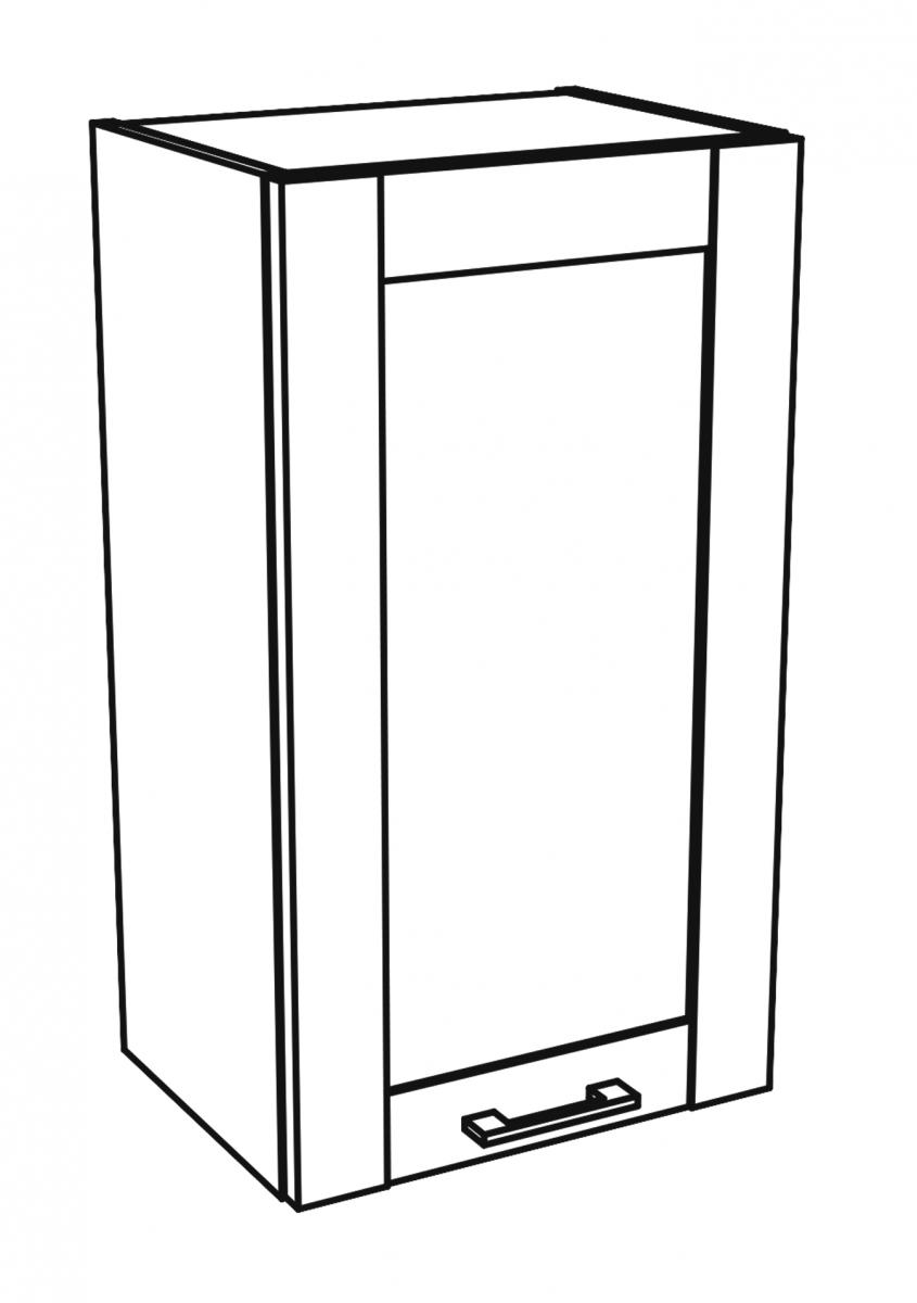 Kuchyňská skříňka Kingston 03/G40 dub wotan