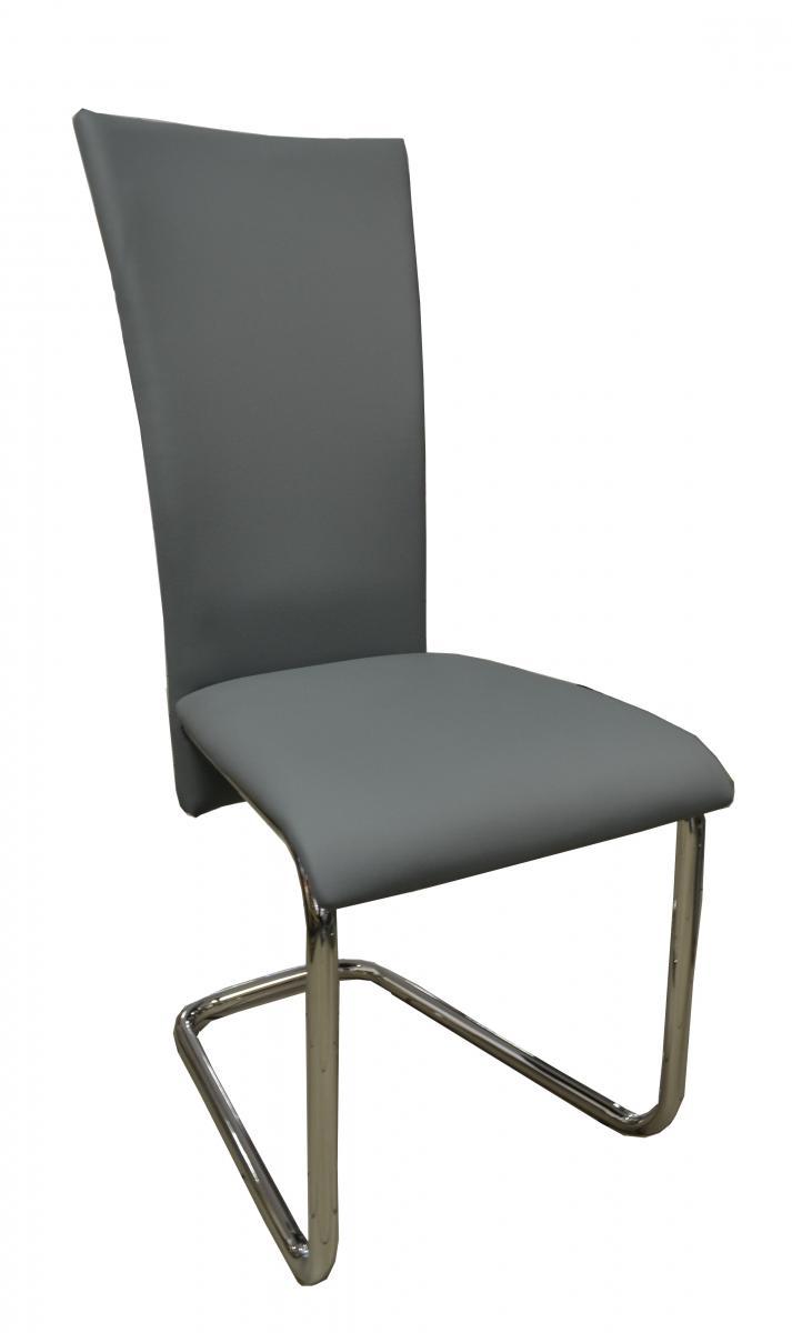 Jídelní židle F-245 grafitová