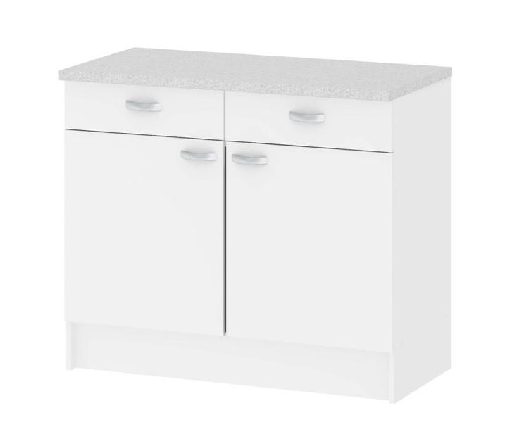 Kuchyňská skříňka Cassie 519 bílá