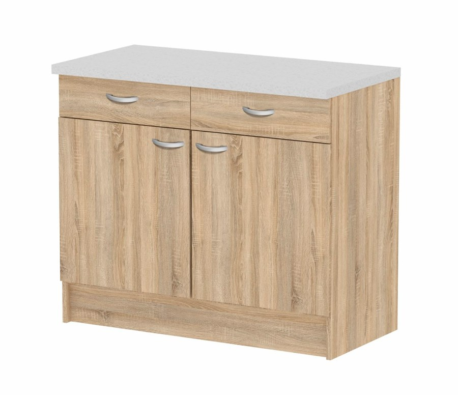 Kuchyňská skříňka Cassie 519 oak