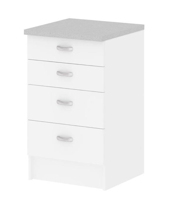 Kuchyňská skříňka Cassie 521 bílá